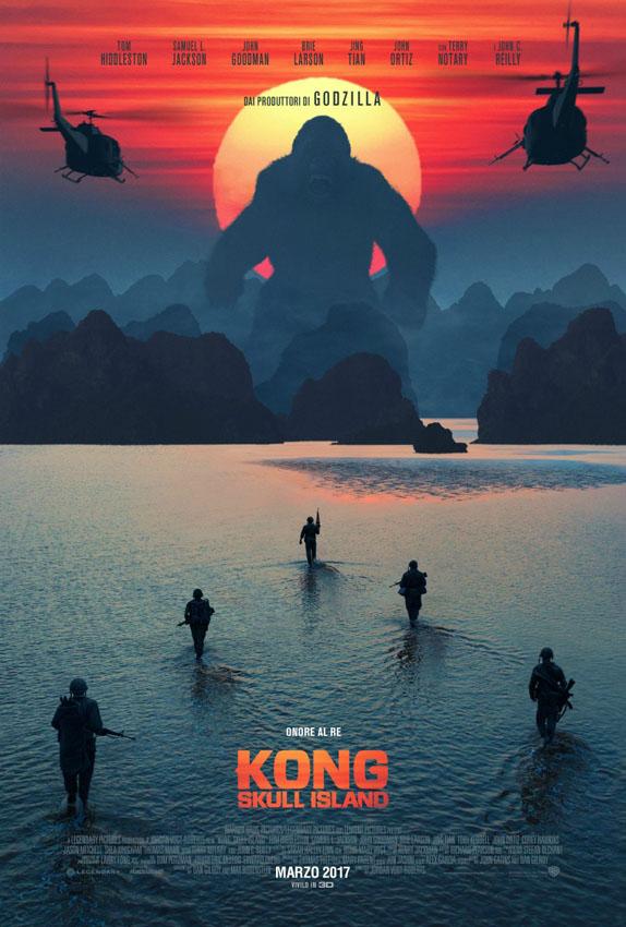 Kong: Skull Island (2017) Ancora un nuovo inizio