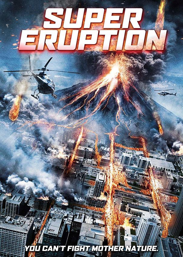 Super Eruption (2011) Vulcano nel tempo