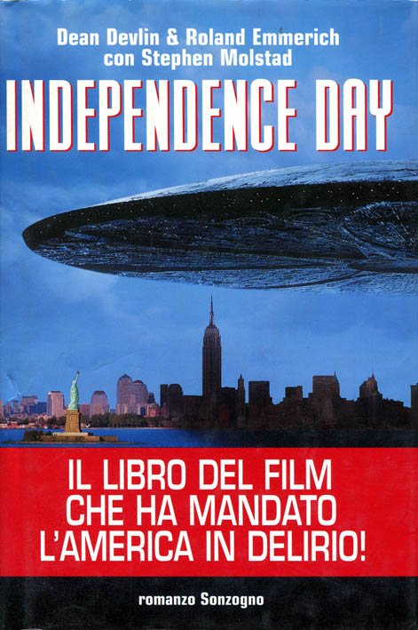 [Novelization] Independence Day (1996)