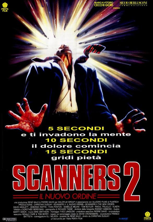 Scanners 2 (1991) Il nuovo ordine
