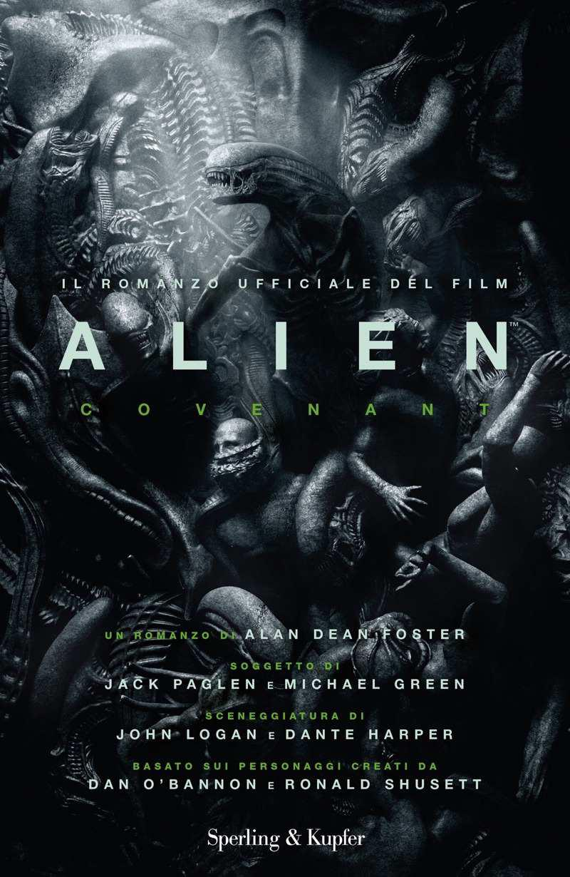 [Novelization] Alien: Covenant (2017)