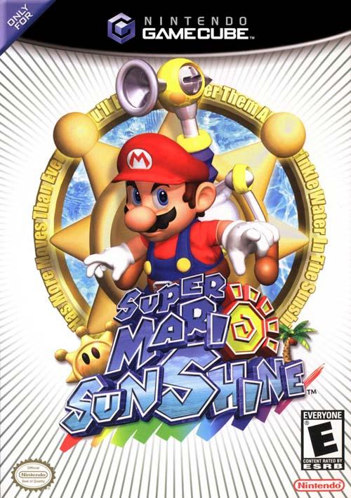 [Videogiochi] Super Mario Sunshine (2002)