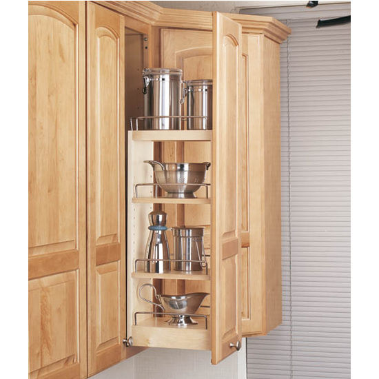 Rev Shelf Kitchen Upper Cabinet Pull Out Organizer Available