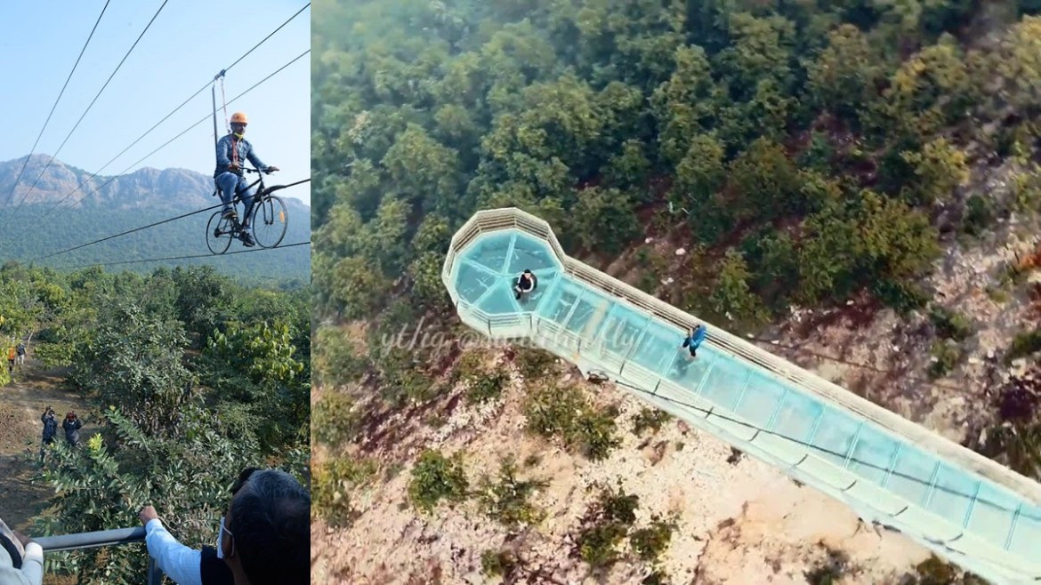 Skywalk, Nature Safari, Zoo Safari, Air cycling and many more adventures soon in Rajgir, Bihar