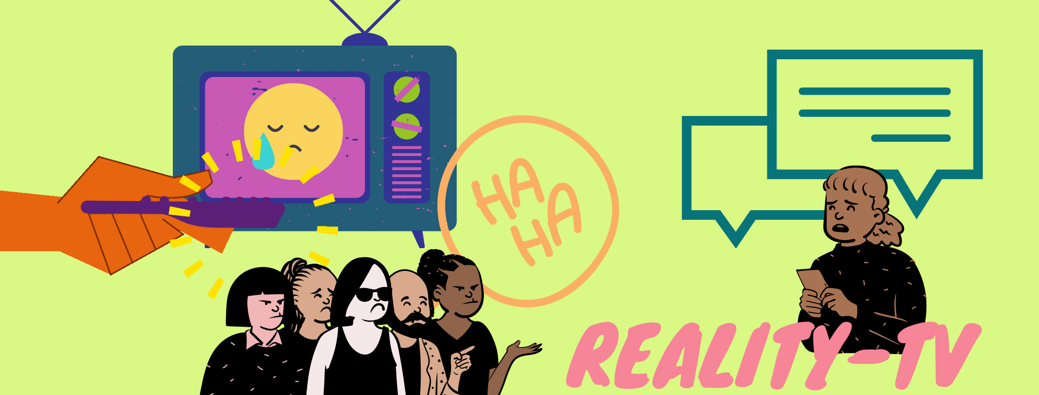 Read more about the article More than Cringe: Wie Reality-TV Mobbing beeinflusst