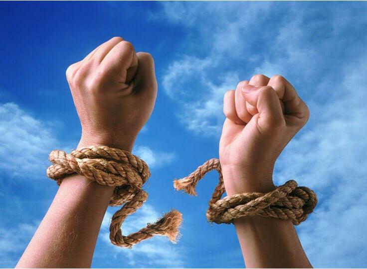 להשתחרר מחובות