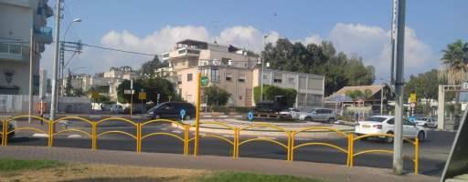 תמונה של כיכר בעיר