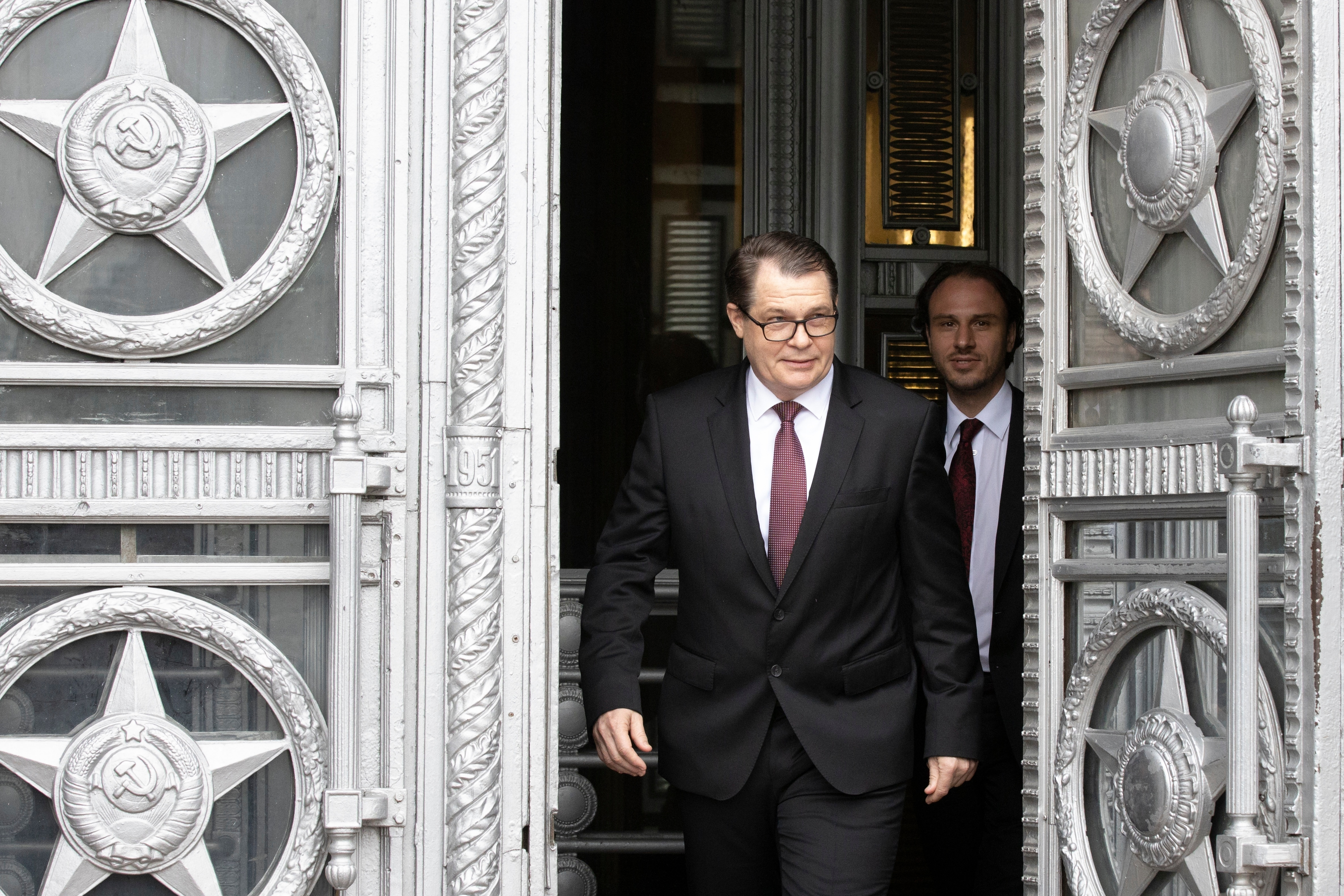 Photo of Russia Expels 2 Czech Diplomats in Quid Pro Quo Move