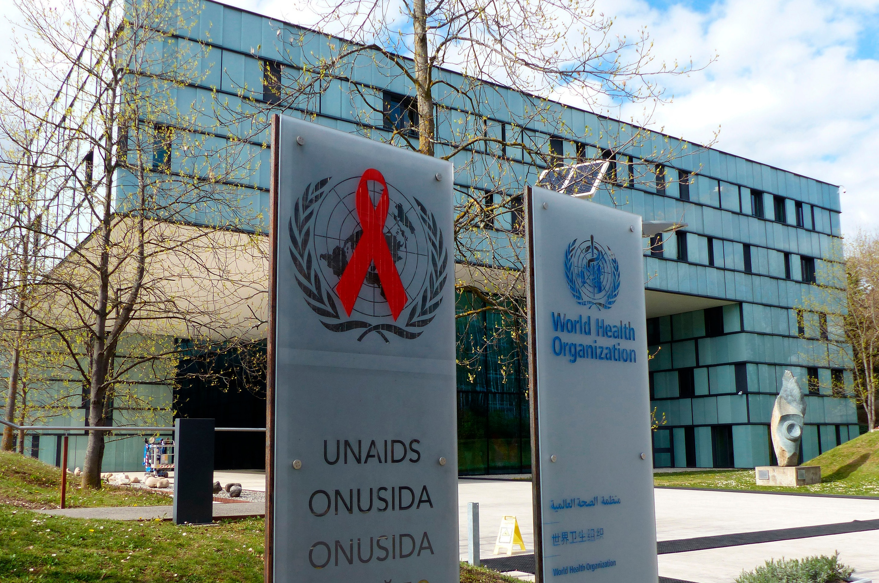Progress in AIDS/HIV Fight Uneven, UN Says