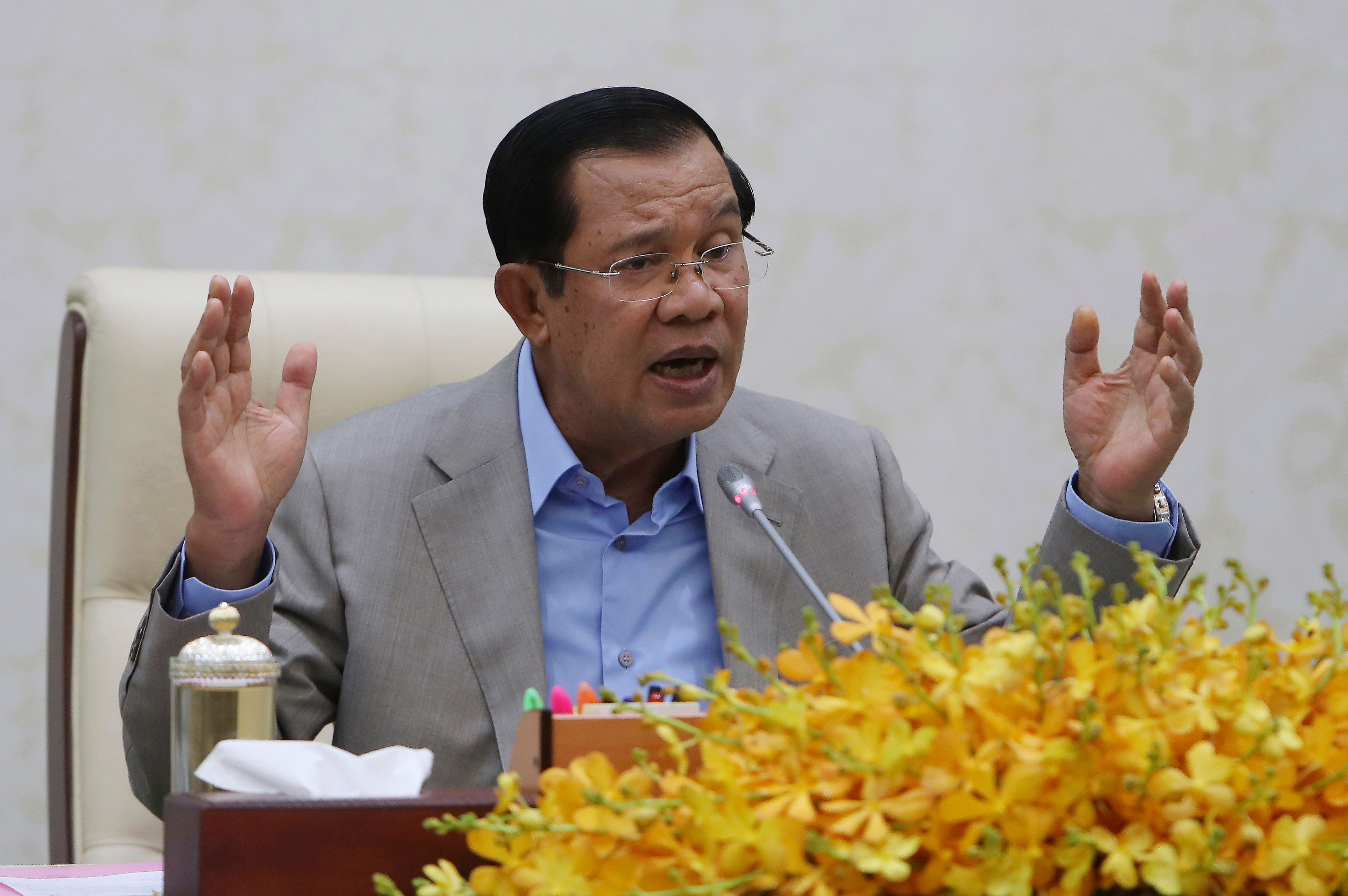 Photo of Cambodia's Use of Incitement Law Chills Press Freedom