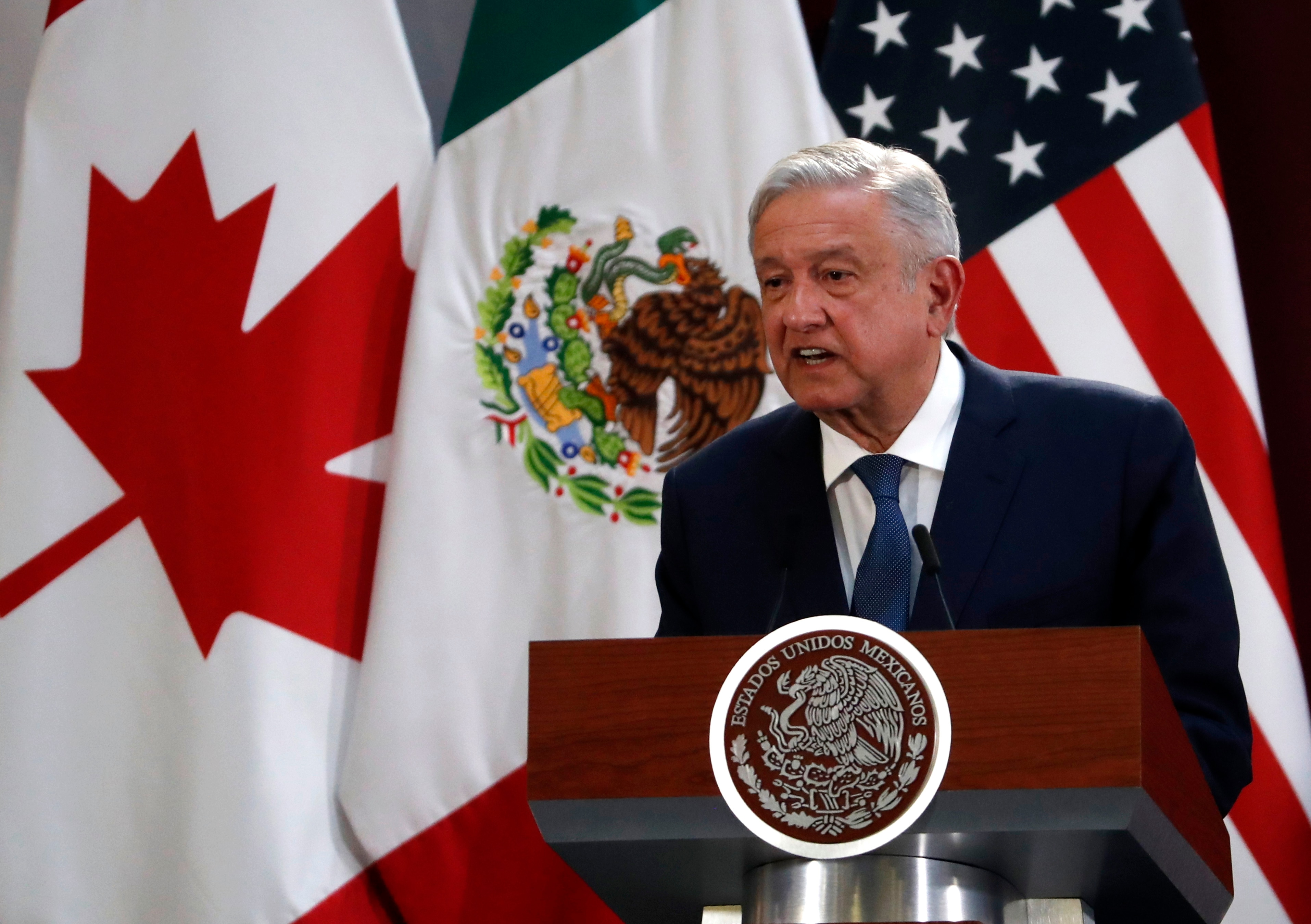 Mexican President to Meet Trump on First Official Visit to Washington