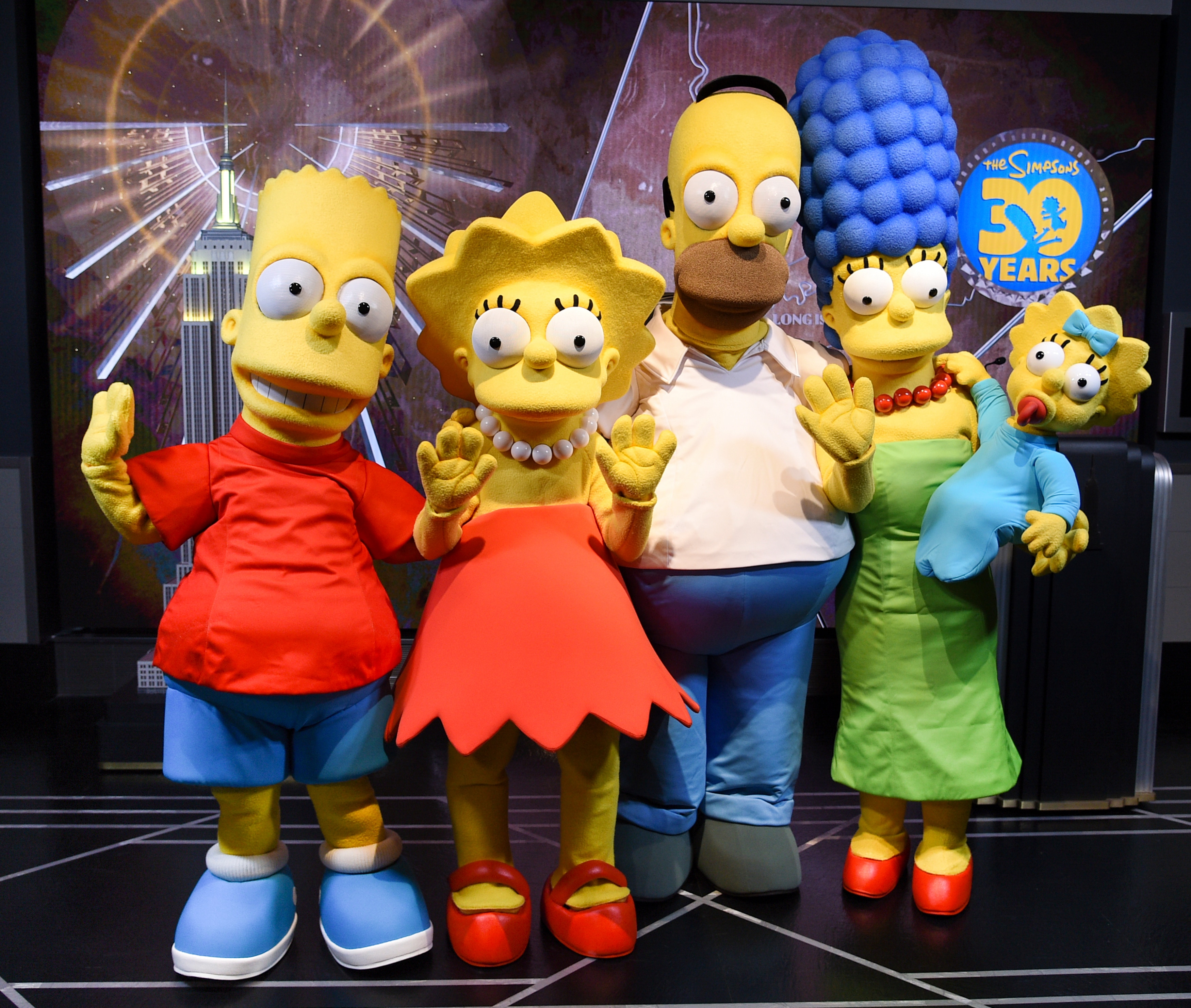 Photo of 'The Simpsons' Ends White Actors Voicing Characters of Color