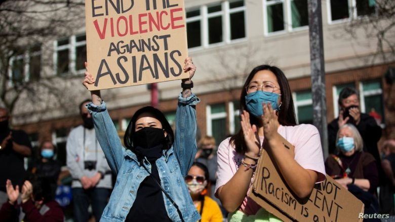 Anti-Asian Hate Crime Crosses Racial and Ethnic Lines | Voice of America - English