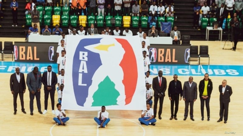 African Players Excited as Basketball Africa League Tipoff Approaches |  Voice of America - English