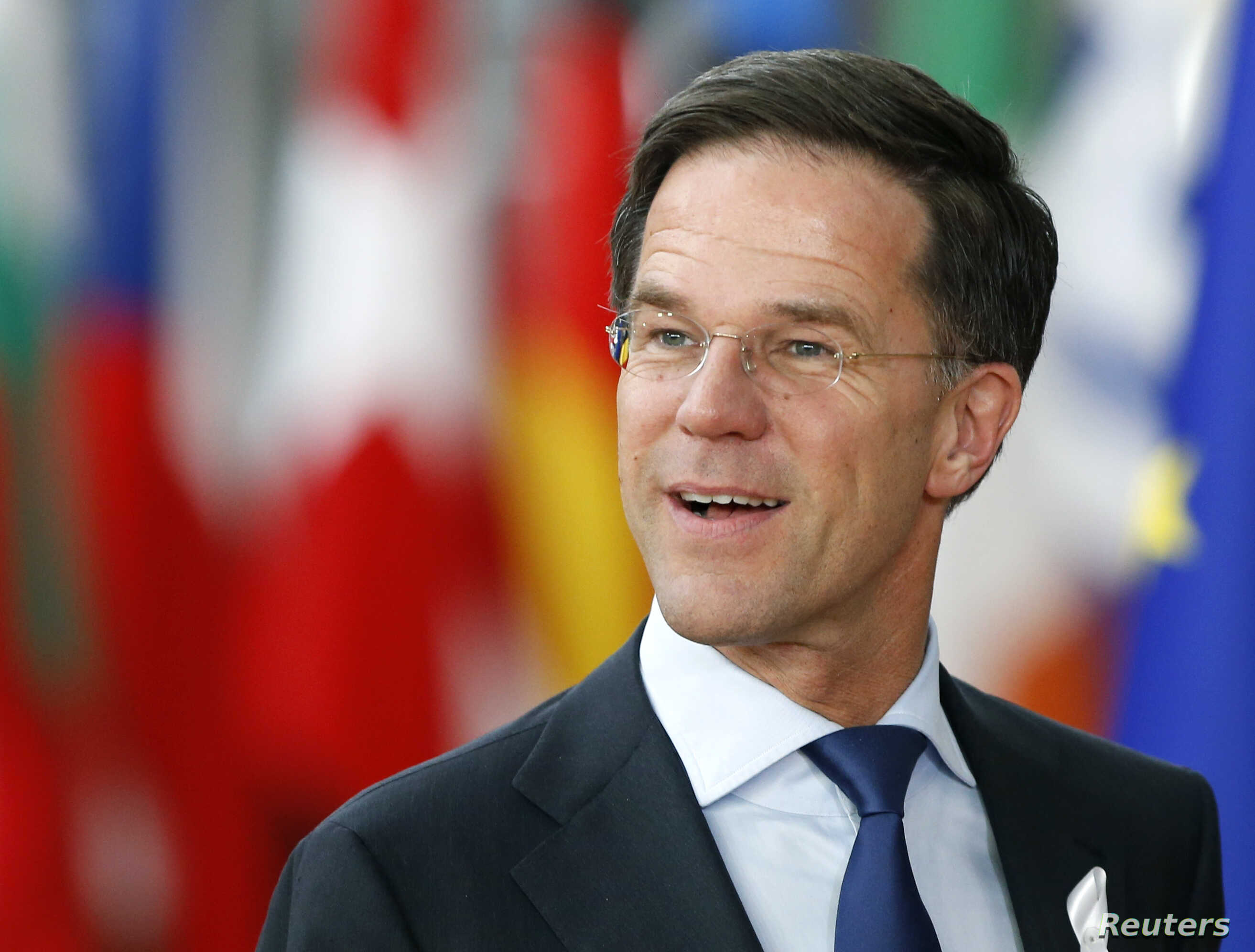 dutch pm rutte survives censure vote voice of america english
