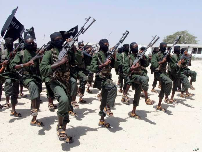 Al-Shabab Chief Partially Seen on Video for First Time   Voice of America -  English
