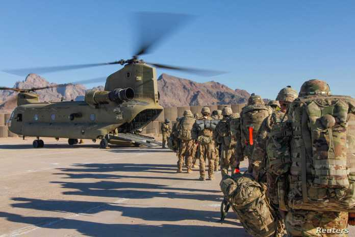 US: All Options on Table for Decision on Afghan Military Mission | Voice of  America - English