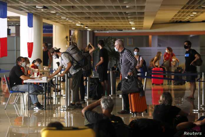 Tourists Stranded In Bali As Covid 19 Cases Rise In Indonesia Voice Of America English