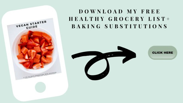 download healthy grocery list