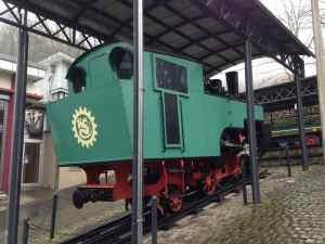 Dampflok 2 Drachenfelsbahn