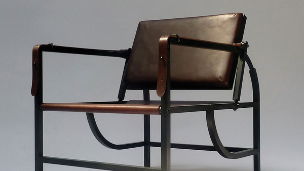 Thomas Lemut armchair from Fumi