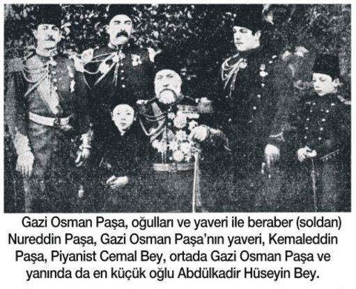 gazi osman paşa ile ilgili görsel sonucu