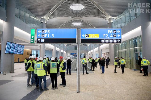 Üçüncü havalimanında son durum - İstanbul Yeni Havalimanı görüntüleri