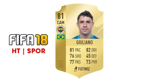 FIFA 18'e göre Süper Lig'in en iyileri