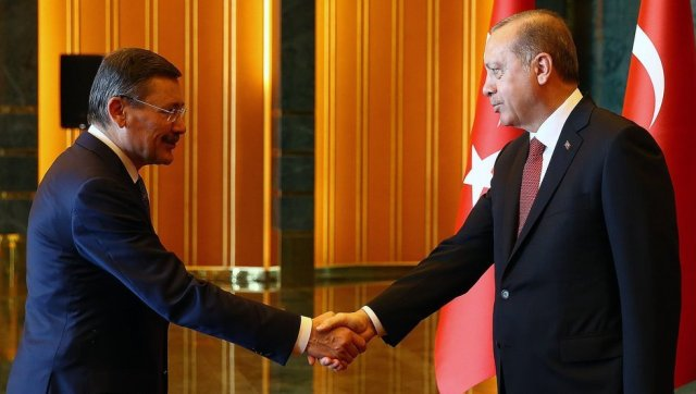 Recep Tayyip Erdoğan, Melih Gökçek