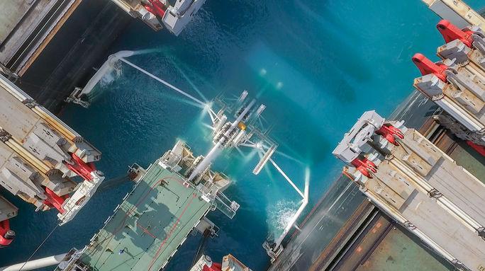 «Газпром» довел «Турецкий поток» дограницы Турции