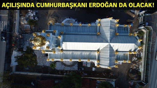 Demir Kilise Recep Tayyip Erdoğan