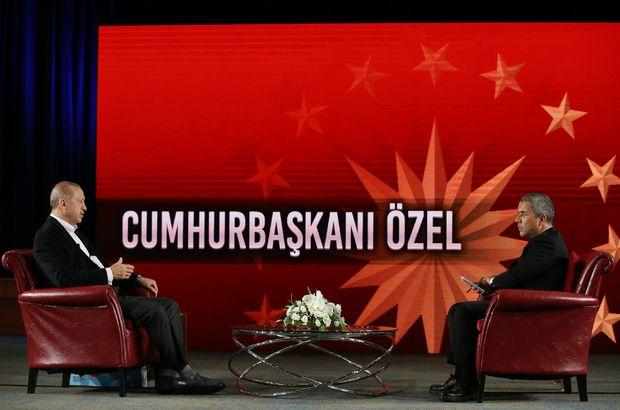 son dakika recep tayyip erdoğan habertürk