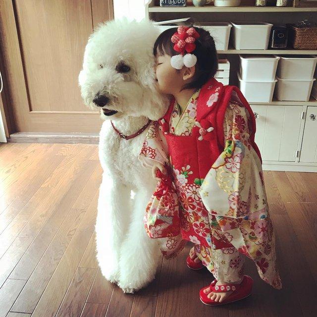 Dünyanın en sevimli dostluğu!