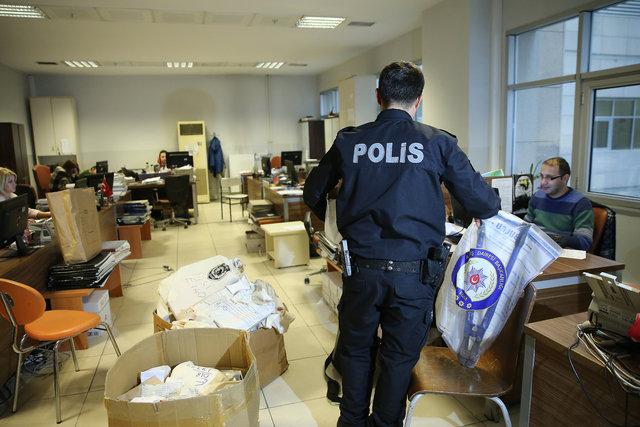 İstanbul'un adli emanet deposu, ilk kez görüntülendi