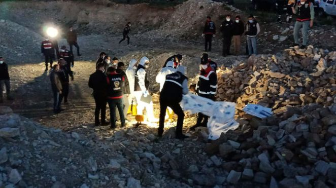 SON DAKİKA! Kayıp olarak aranan Fatma'nın cesedi de katili de ortaya çıktı! - HABERLER 13