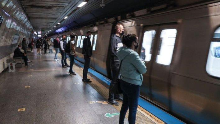 SON DAKİKA: Yenikapı metro seferlerinde teknik arıza: İstanbullular dikkat!