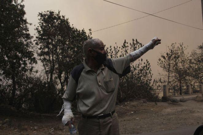 SON DAKİKA: Cezayir'de orman yangınları: 42 kişi hayatını kaybetti! - Haberler 16