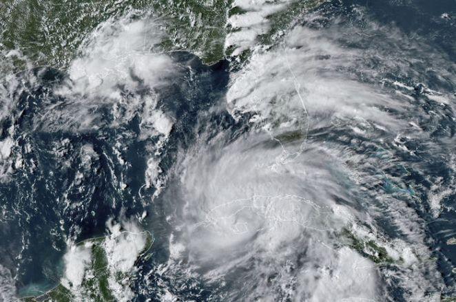 """ABD'de Ida Kasırgası nedeniyle """"acil durum"""" ilan edildi - HABERLER 16"""