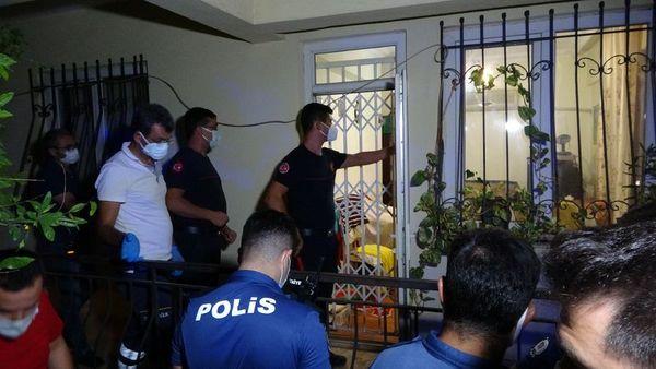 """Antalya'da """"Ayağım ağrıyor"""" deyip hastaneye giden şahıs, bir gün sonra evinde ölü bulundu 13"""