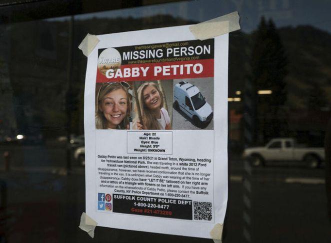 SON DAKİKA: Kayıp karavancı kız Gabby Petito ölü bulundu! Nişanlısı izini kaybettirdi! 13