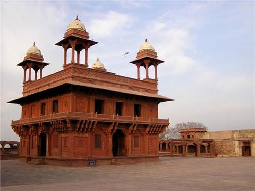 Image result for diwan i khas fatehpur sikri