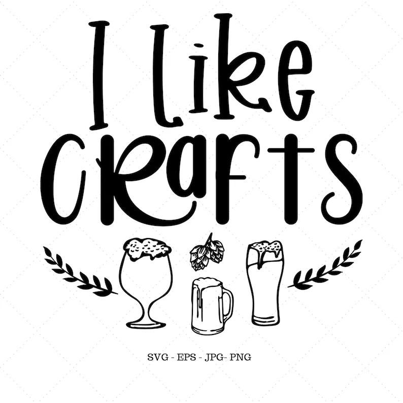 Download Beer Svg Craft Beer Shirt Funny Beer Shirt Beer Lover   Etsy