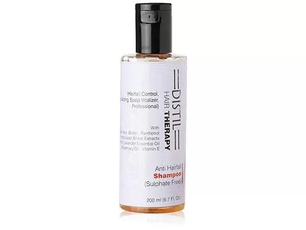 Aloe Veda Anti Hairfall Shampoo - No Sulphate