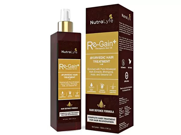 Nutralyfe Re-Gain+ Therapeutic Ayurvedic Hair Oil.jpg