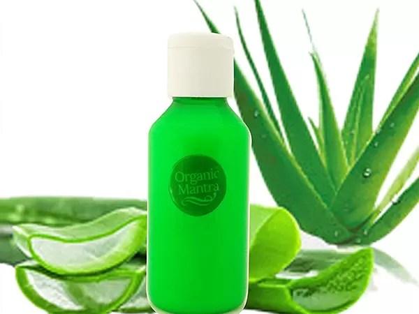 Organic Mantra Aloevera Shampoo for Healthy Hair
