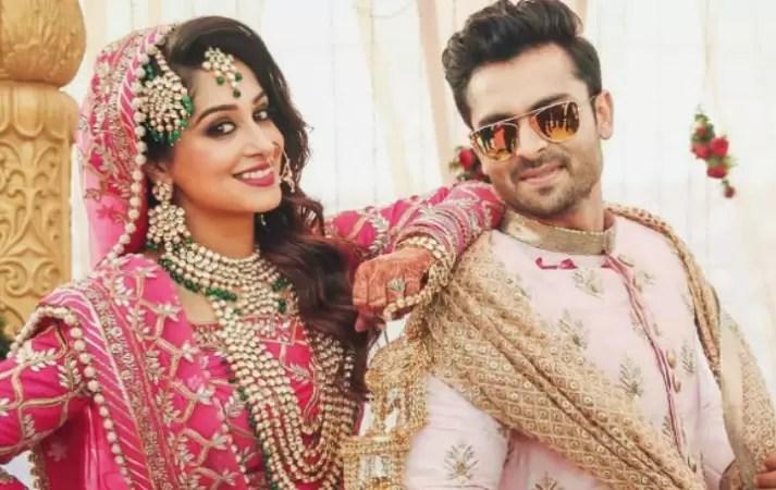 Simar Dipika Ka Sasural Hosts A Royal Welcome For The Married Couple