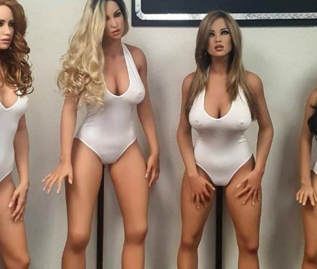 Meet Realdoll The Ai Powered Girlfriend Sexbot Designed Just For You