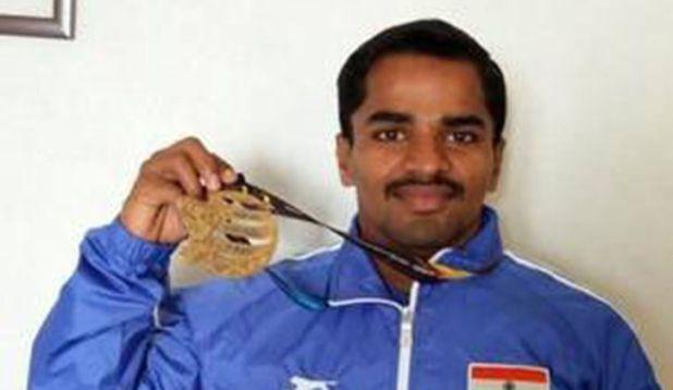 Gururaja Claims Silver In Men's 56kg Weightlifting