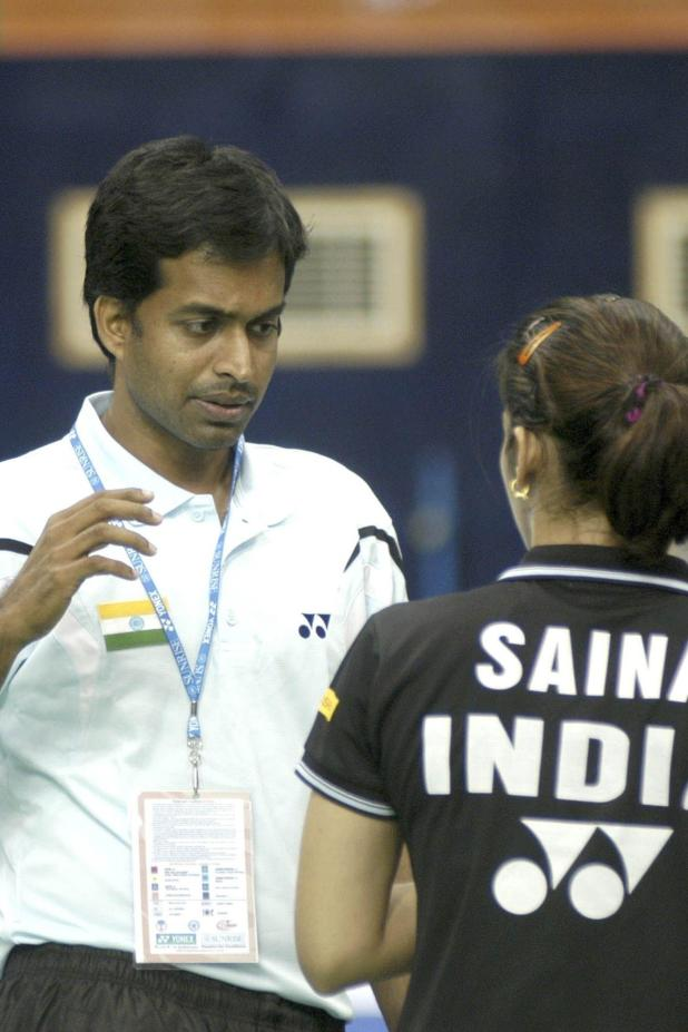 Pullela Gopichands best students are Saina Nehwal and PV Sindhu
