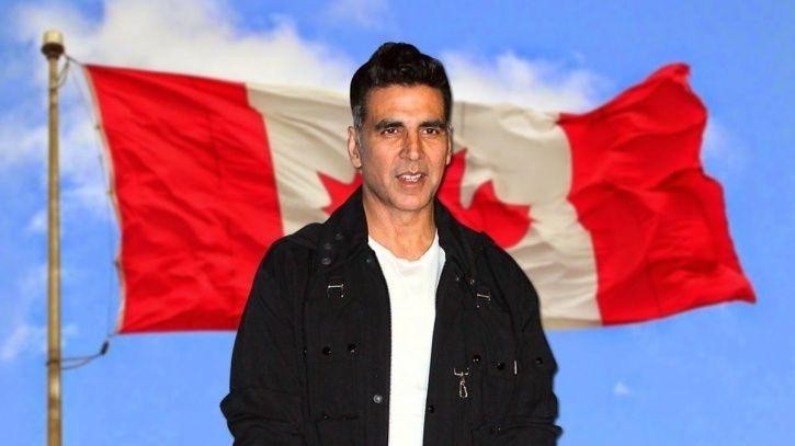 Is Akshay Kumar the citizen of Canada (Canadian)? Here what Akshay Kumar has to say